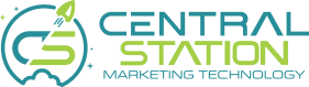 Central Station Marketing (Template Titan) Logo